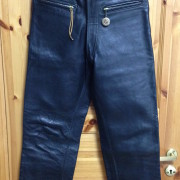 BECK Leather Pants 50'sTag