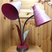 50's Glass fiber Lampshade