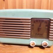 50's Federal Radio