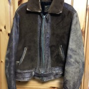 1930's  Grizzly Jacket  -Laskinlamb-