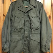M-50 FIELD JACKET  with LINER